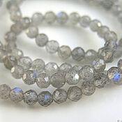 handmade. Livemaster - original item Beads: Labradorite ball cut. Handmade.