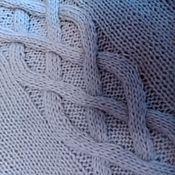 Одежда ручной работы. Ярмарка Мастеров - ручная работа Мохеровый жилет. Handmade.