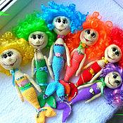Куклы и игрушки ручной работы. Ярмарка Мастеров - ручная работа Русалочки!!!. Handmade.
