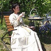 """Одежда ручной работы. Ярмарка Мастеров - ручная работа Платье""""Тёмные аллеи"""". Handmade."""