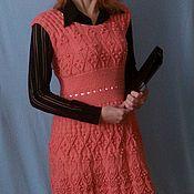 Одежда ручной работы. Ярмарка Мастеров - ручная работа Сарафан от Dior. Handmade.