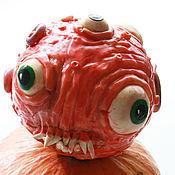 Куклы и игрушки ручной работы. Ярмарка Мастеров - ручная работа Многоликий ужас. Handmade.