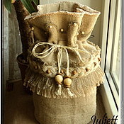 Сумки и аксессуары handmade. Livemaster - original item Decorative pouch. Handmade.