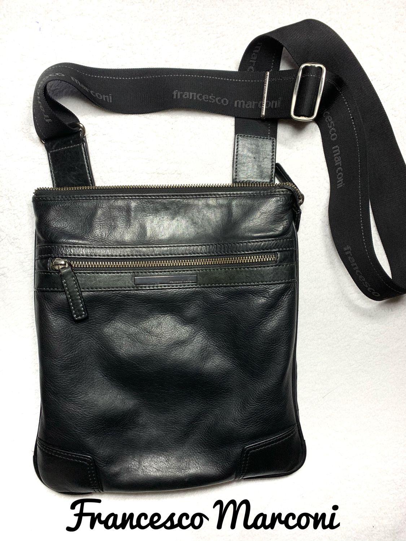 Винтаж: Винтаж: Сумка мужская кожа, Винтажные сумки, Сочи,  Фото №1
