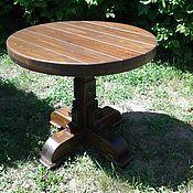 Столы ручной работы. Ярмарка Мастеров - ручная работа Стол круглый. Handmade.