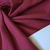 Материалы для творчества handmade. Livemaster - original item FLAP Linen shirting 100%