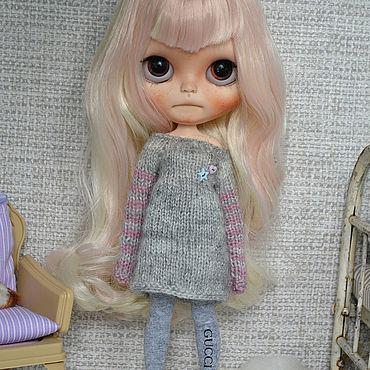 Куклы и игрушки ручной работы. Ярмарка Мастеров - ручная работа Комплект одежды для кукол Блайз. Handmade.