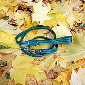 Для домашних животных, handmade. Livemaster - original item leash.. Handmade.