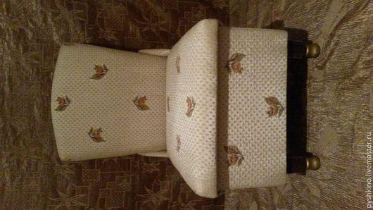 Мебель ручной работы. Ярмарка Мастеров - ручная работа. Купить кресло с коробом. Handmade. Кресло, мебель на заказ, дерево, поролон