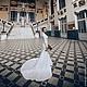 Одежда и аксессуары ручной работы. Ярмарка Мастеров - ручная работа. Купить Свадебное платье. Handmade. Белый, вечернее платье