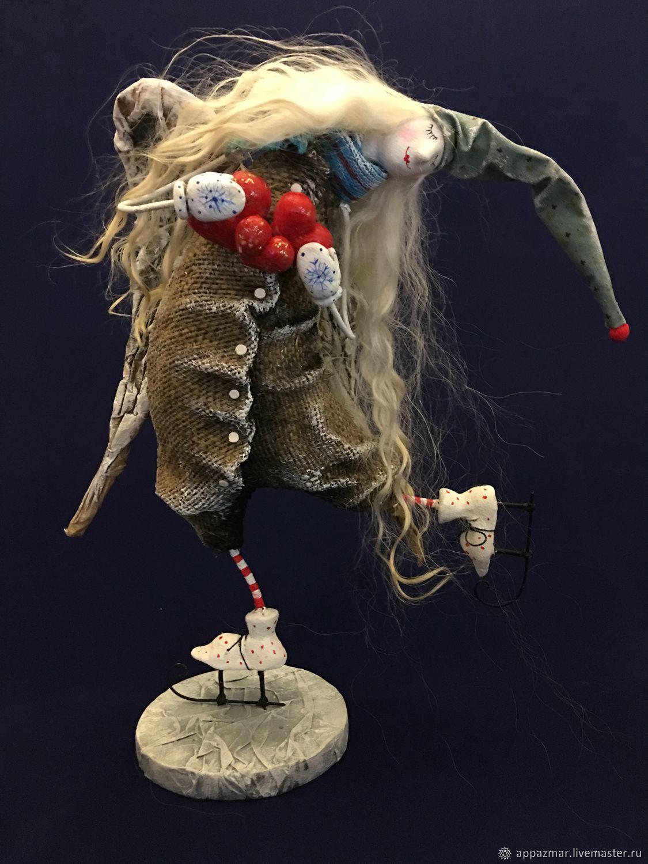 Ангел на коньках, Куклы и пупсы, Москва,  Фото №1
