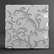 Дизайн и реклама ручной работы. Ярмарка Мастеров - ручная работа 3D панель Узор. Handmade.