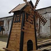 Комплекты садовой мебели ручной работы. Ярмарка Мастеров - ручная работа Ветряная мельница. Handmade.