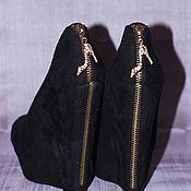 Shoes handmade. Livemaster - original item Wedge shoes. Handmade.