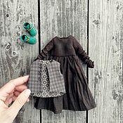 Одежда для кукол ручной работы. Ярмарка Мастеров - ручная работа Комплекты для Блайз (с платьем). Handmade.
