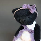 Мишки Тедди ручной работы. Ярмарка Мастеров - ручная работа Мишки Тедди: Лаванда. Для своих просто Марфа. Handmade.