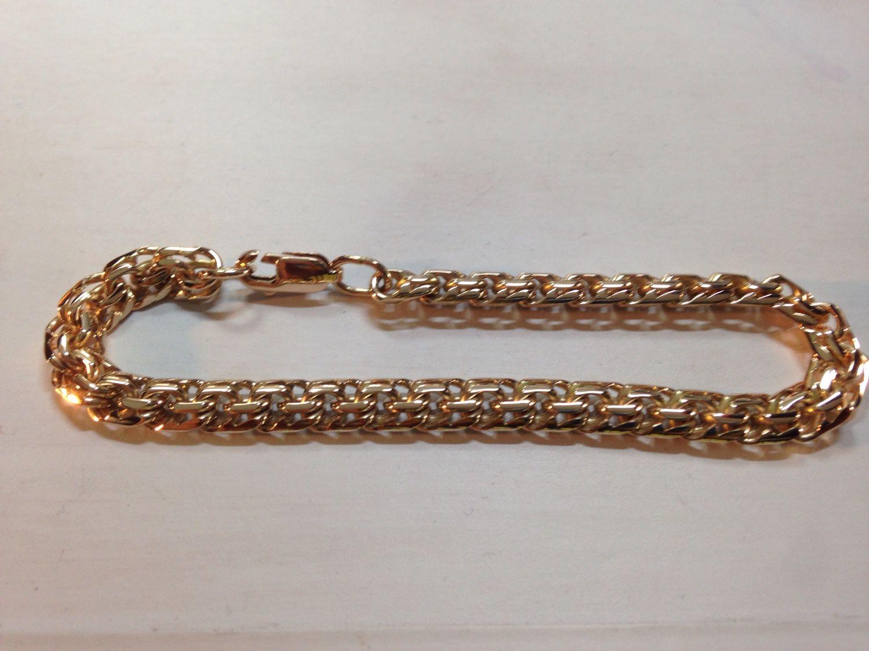 Золотой браслет Бисмарк. 15 грамм
