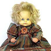 Предметы интерьера винтажные ручной работы. Ярмарка Мастеров - ручная работа Коллекционная кукла, черепашка Schildkrot. Handmade.