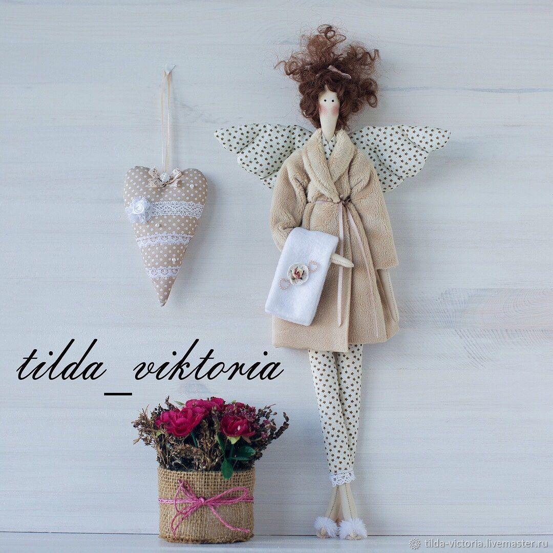 Банный ангел, Куклы Тильда, Астрахань,  Фото №1