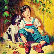 Картины и панно ручной работы. Ярмарка Мастеров - ручная работа Фотоколлаж детский. Handmade.
