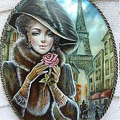 Украшения handmade. Livemaster - original item Give me Paris. Handmade.