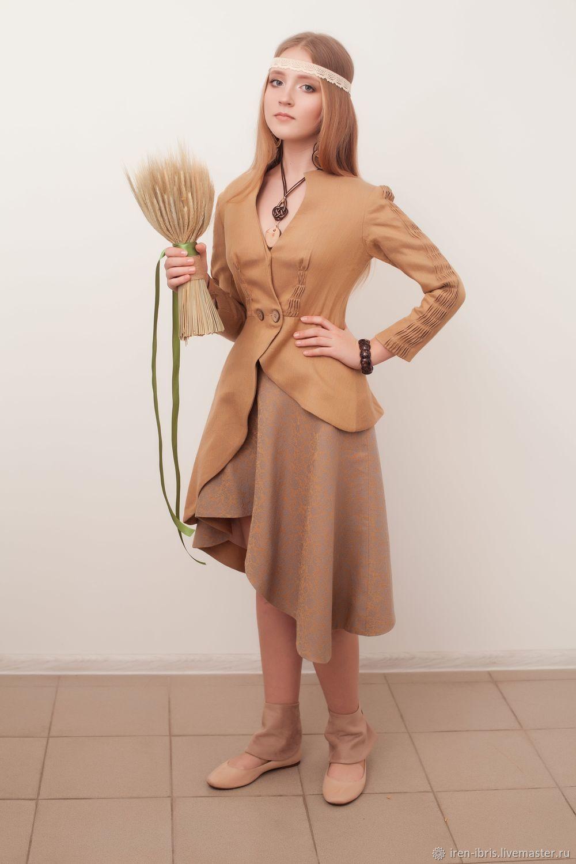 Skirt: Spring, Skirts, Kirov,  Фото №1