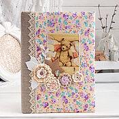 Канцелярские товары handmade. Livemaster - original item Notebook