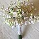 """Свадебные цветы ручной работы. Ярмарка Мастеров - ручная работа. Купить Букет из ландышей """"Нежность"""". Handmade. Букет невесты, ландыши"""