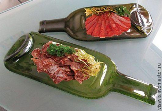 Декоративная посуда ручной работы. Ярмарка Мастеров - ручная работа. Купить Тарелочка «Плоская». Handmade. Хаки, посуда в подарок