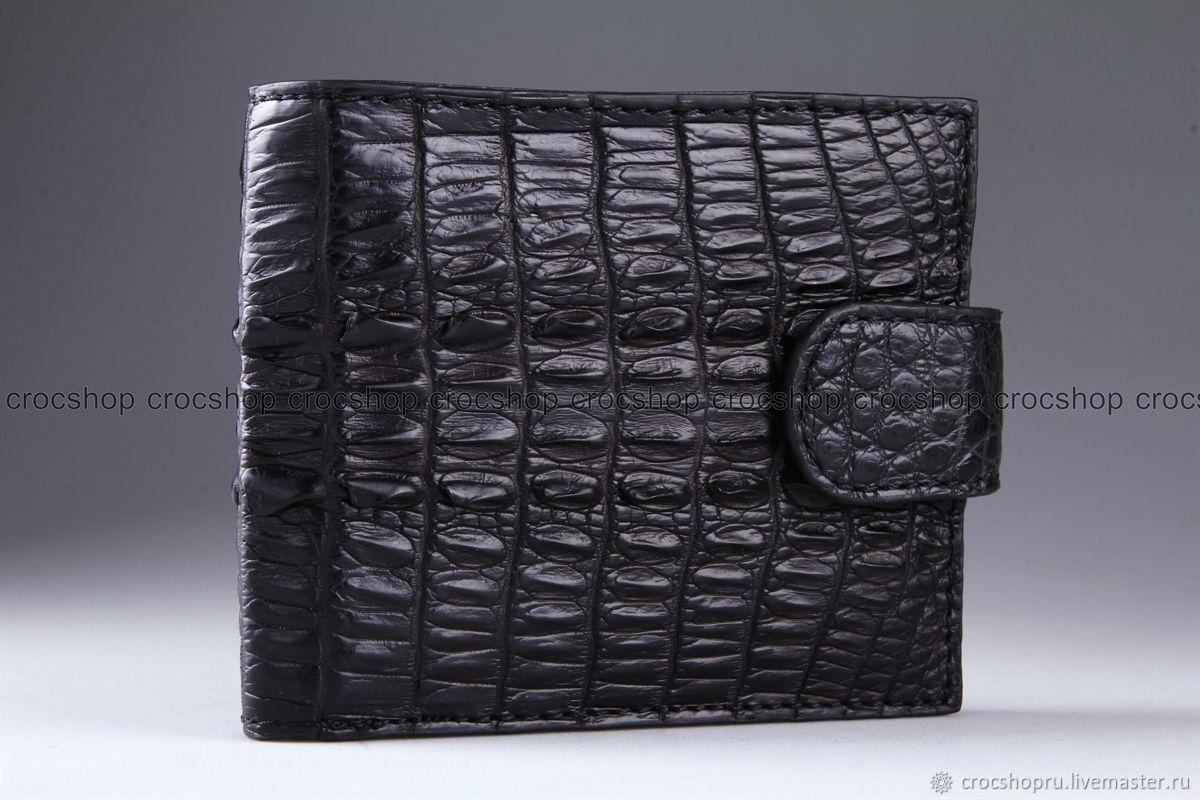 Wallet crocodile leather IMA0224B2, Wallets, Moscow,  Фото №1