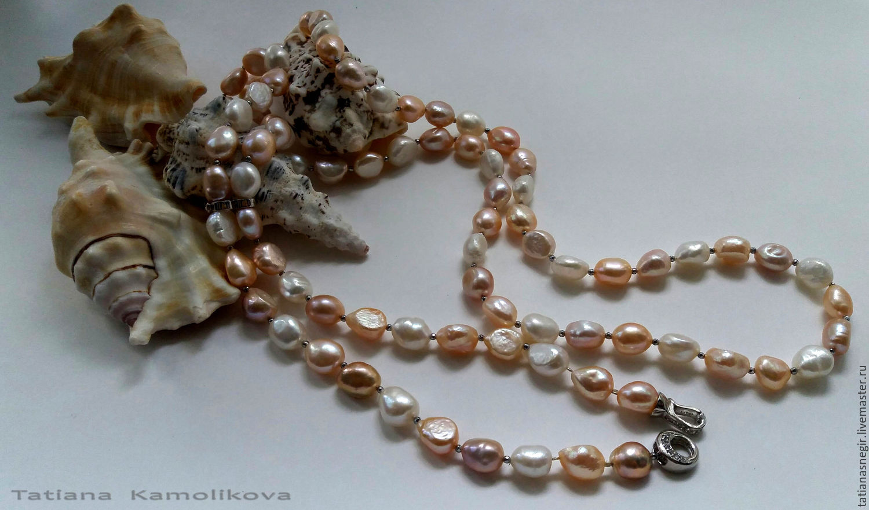 Necklace-transformer 'Delicate Mix', Necklace, Lytkarino,  Фото №1