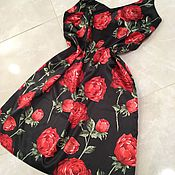 Одежда handmade. Livemaster - original item dress in underwear style based on the dolce. Handmade.