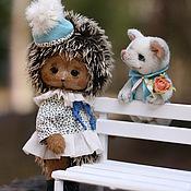 Куклы и игрушки ручной работы. Ярмарка Мастеров - ручная работа Свидание в слепую. Handmade.
