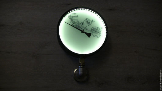 Оригинальный светильник. Светильник с миньонами.