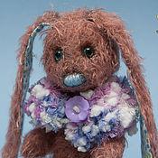 Куклы и игрушки ручной работы. Ярмарка Мастеров - ручная работа Зайка Молли. Handmade.