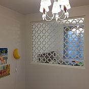 Для дома и интерьера handmade. Livemaster - original item Partition for zoning children`s room. Handmade.