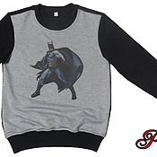 Одежда детская handmade. Livemaster - original item sweatshirt. Handmade.