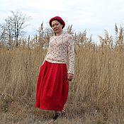 Одежда handmade. Livemaster - original item Skirt balloon Carmen.. Handmade.