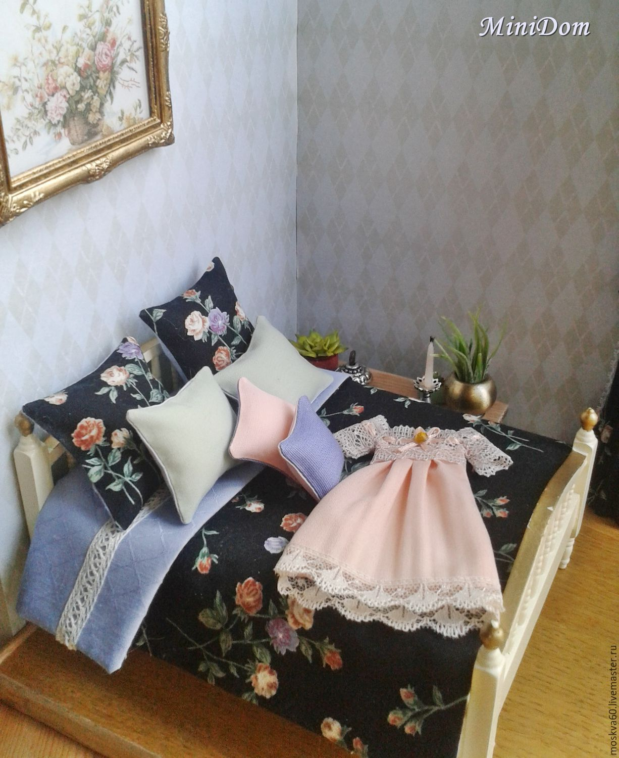 Dollhouse miniature for doll and toy collector's miniature 1: 12 accessories furniture food doll food doll furniture accessories for doll house the doll house miniature handmade