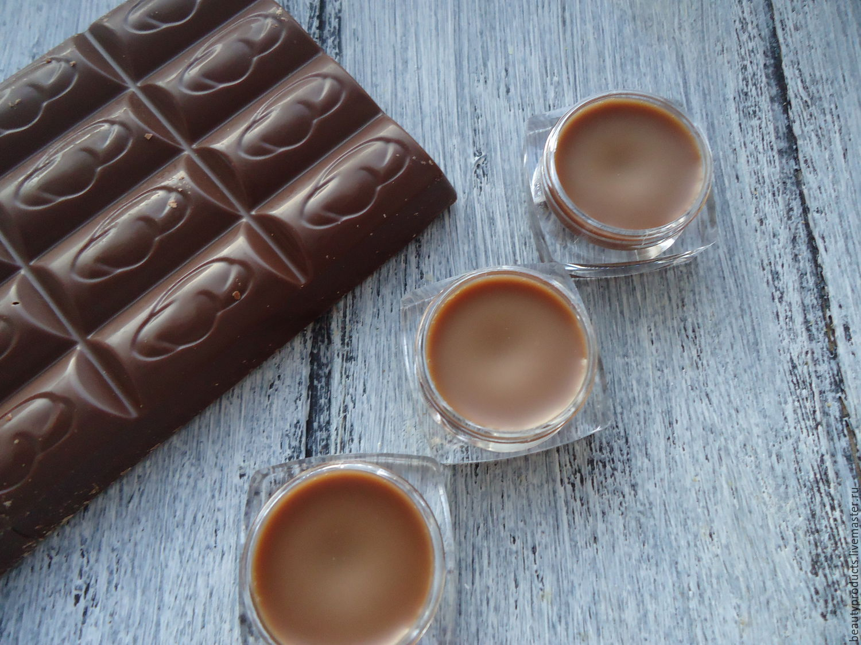 Шоколадный бальзам своими руками 13