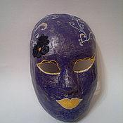 Для дома и интерьера ручной работы. Ярмарка Мастеров - ручная работа Венецианская маска Volto Карнавал. Handmade.