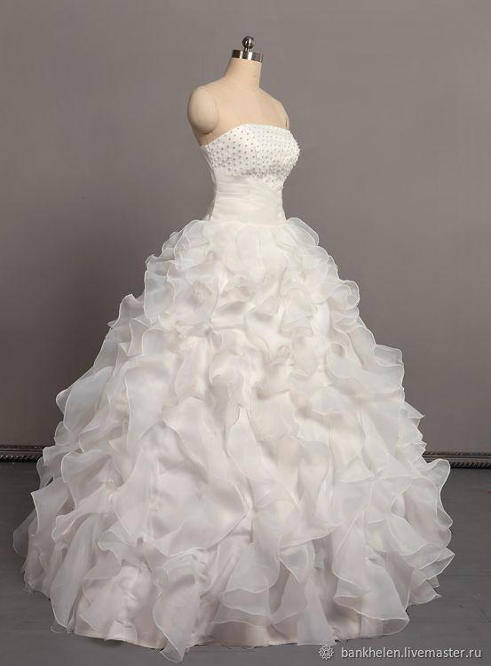 Свадебное платье пышное, Платья, Сочи, Фото №1
