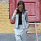 R00026 Пиджак женский летний пиджак пиджак для лета жакет из шерсти летний жакет светло серый пиджак серый пиджак стильный пиджак дизайнерский пиджак модная одежда тренд 2015 костюм женский
