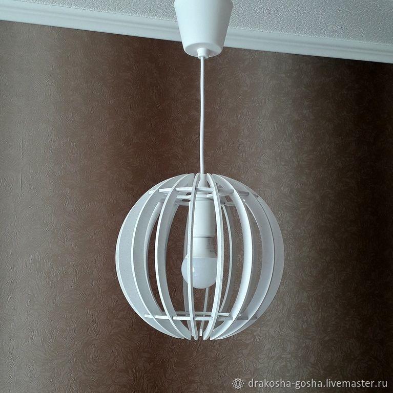 Подвесной светильник Шар, Потолочные и подвесные светильники, Псков,  Фото №1