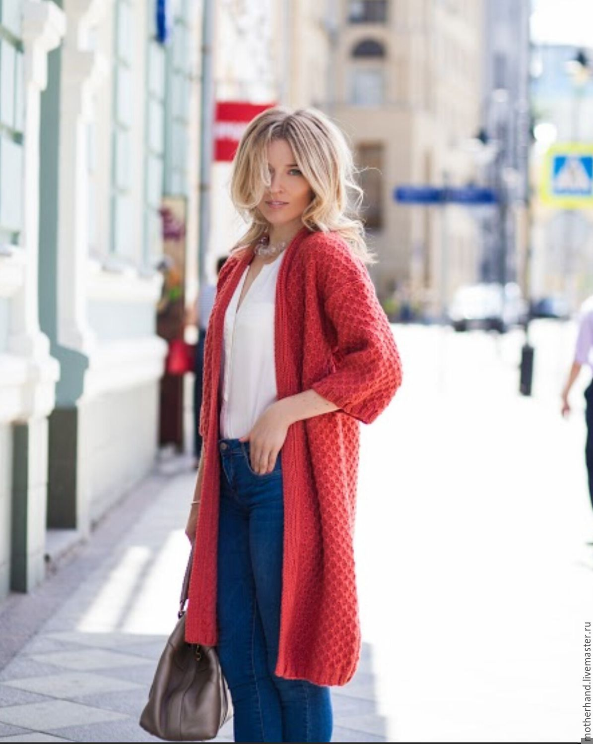 Knitted Cardigan, Cardigans, Moscow,  Фото №1