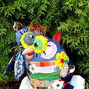 Куклы и игрушки ручной работы. Ярмарка Мастеров - ручная работа Лукерий.. Handmade.