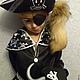 Детские карнавальные костюмы ручной работы. Ярмарка Мастеров - ручная работа. Купить Костюм пиратский. Handmade. Пират, Костюм пирата