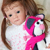 Кукла - реборн Frida от Karola Wegerich