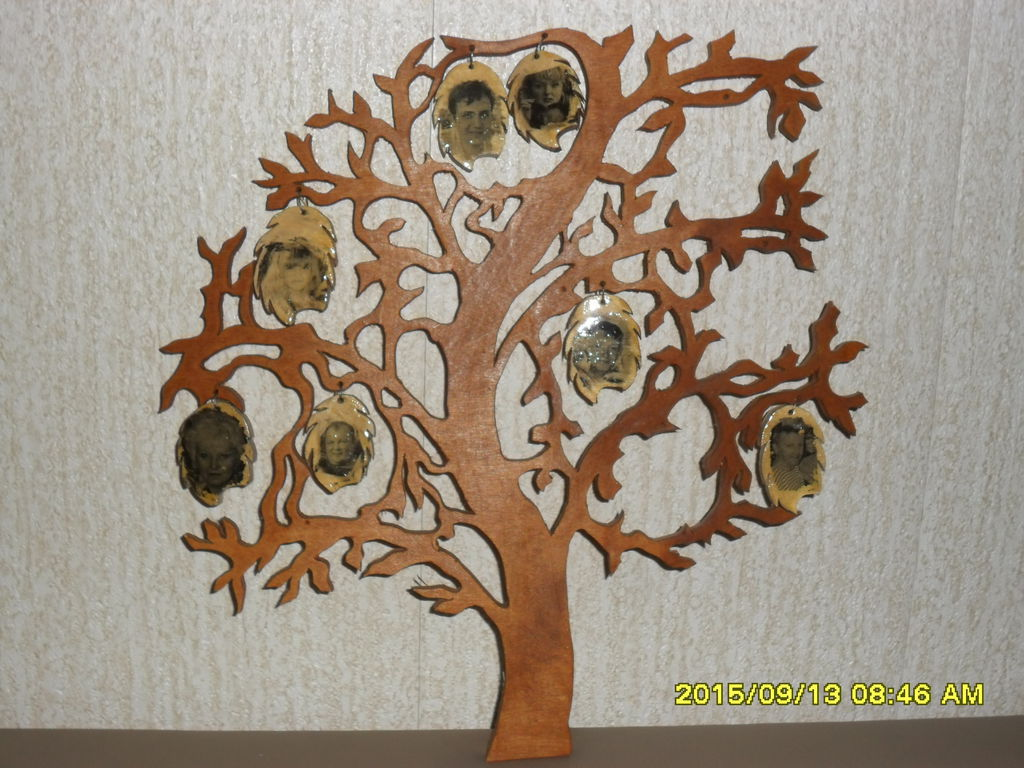 где заказать семейное дерево
