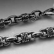 handmade. Livemaster - original item Bracelet Perun 88 (8 mm). Handmade.